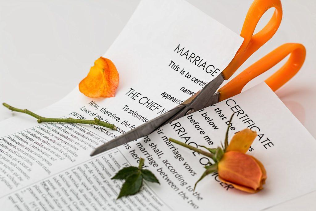 Gevolgen niet-verdeling huwelijksgoederengemeenschap