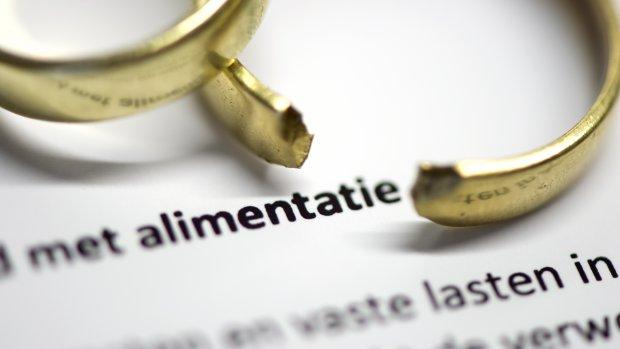 Partneralimentatie verlaagd van € 2.800,00 naar € 430,00