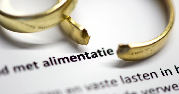 Partneralimentatie van 12 naar 5 jaar vanaf 1 januari 2020