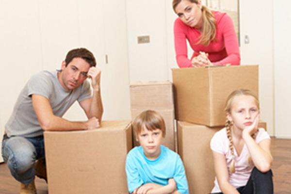 Verhuizen met de kinderen na de scheiding, mag dat?